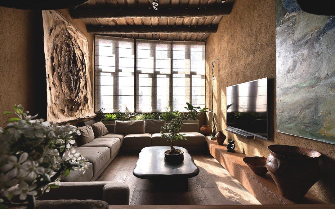 Decoración de interiores con Madera como elemento clave