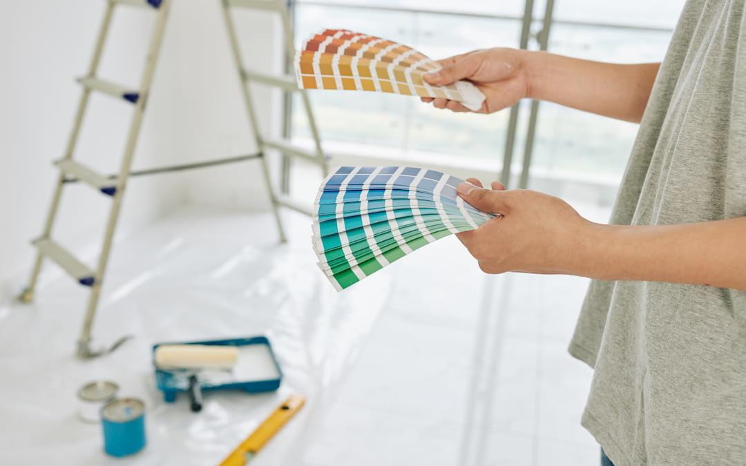 Colores en tendencia para 2020: Diseño de interiores