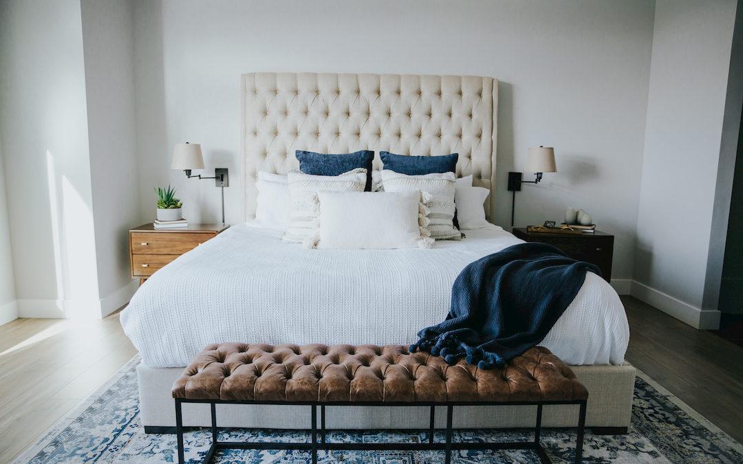 Cómo conseguir un dormitorio más amplio
