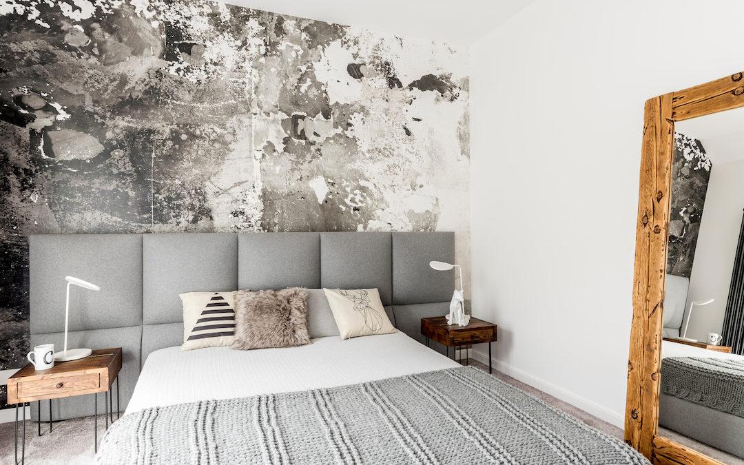 ¿Cómo elegir un cabecero de cama para mi habitación?
